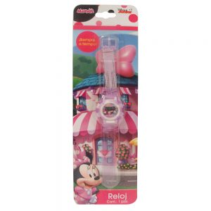 RELOJ DIGITAL MINNIE