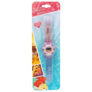 RELOJ DIGITAL PRINCESAS
