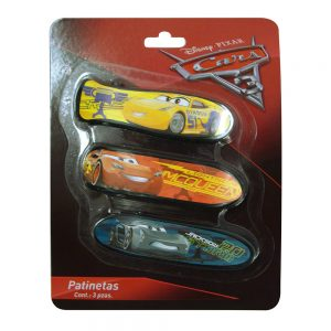 PATINETAS CARS