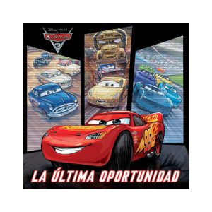 LIBRO STORY PASTA SUAVE CARS