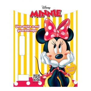 LIBRO PARA COLOREAR MINI FLOOR PAD MINNIE