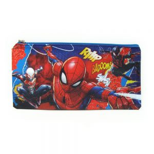 ESTUCHE DE PVC SPIDERMAN