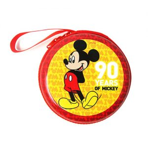 LLAVERO MONEDERO MICKEY 90TH ANIVERSARIO