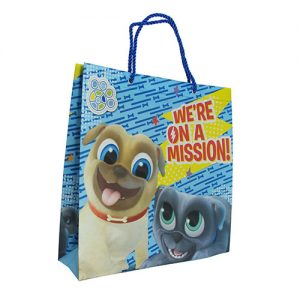 BOLSA DE REGALO PUPPY DOG PALS