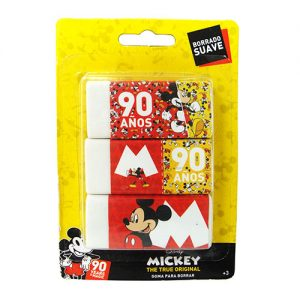 GOMAS PARA BORRAR MICKEY 90TH ANIVERSARIO