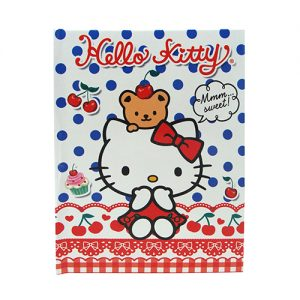 DIARIO HELLO KITTY