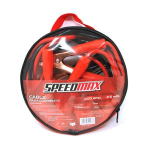CABLE PASACORRIENTE SPEEDMAX