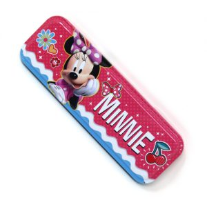 ESTUCHE METÁLICO MINNIE MOUSE