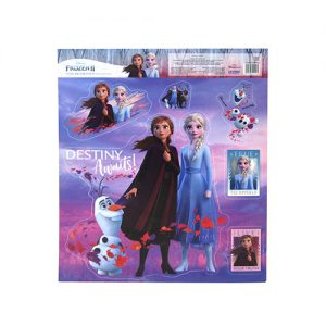 VINIL DECORATIVO FROZEN 2