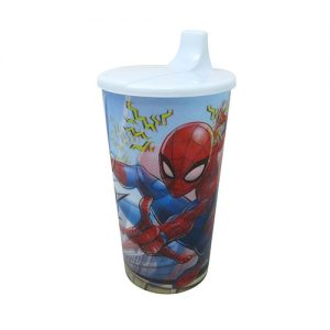 VASO LENTICULAR SPIDERMAN