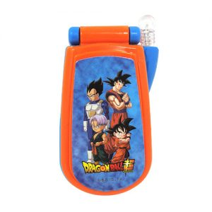 CELULAR DE JUGUETE DRAGON BALL SUPER