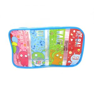 COSMETIQUERA TRANSPARENTE UGLY DOLLS