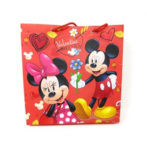 BOLSA DE REGALO MICKEY & MINNIE
