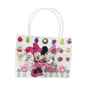 BOLSA TRANSPARENTE MINNIE MOUSE