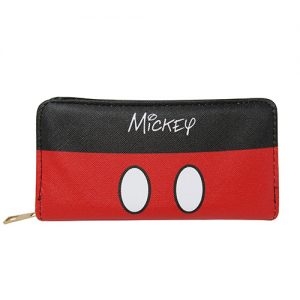 CARTERA GRANDE MICKEY MOUSE