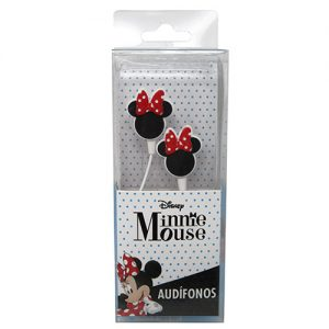 AUDÍFONOS MINNIE MOUSE