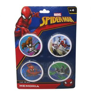 MEMORIA SPIDERMAN