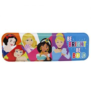 ESTUCHE METÁLICO PRINCESAS «BE BRIGHT»