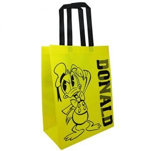 BOLSA NON WOVEN 1 TINTA MICKEY AND FRIENDS (DONALD)