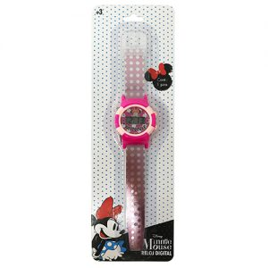 RELOJ DIGITAL MINNIE MOUSE