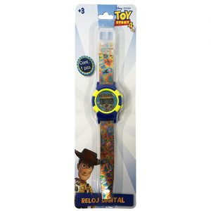 RELOJ DIGITAL TOY STORY 4