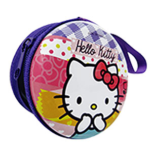 LLAVERO MONEDERO HELLO KITTY