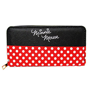 CARTERA GRANDE MINNIE MOUSE