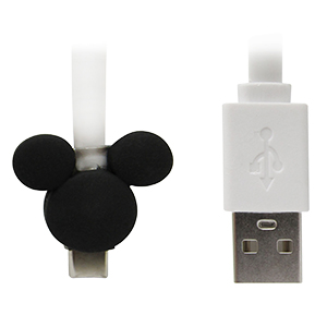 CABLE PARA CELULAR «MICKEY MOUSE»