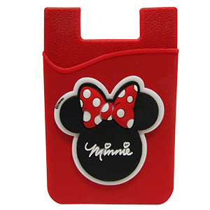 PORTA TARJETAS «MINNIE MOUSE»