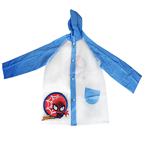 IMPERMEABLE SPIDERMAN