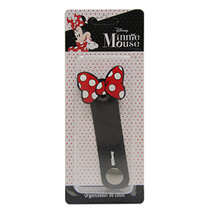 ORGANIZADOR DE CABLE «MINNIE MOUSE»