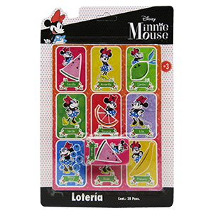 LOTERIA «MINNIE MOUSE»