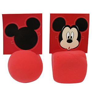 SQUEEZE MOLDEABLE «MICKEY MOUSE»