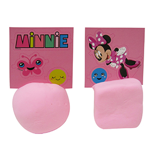 SQUEEZE MOLDEABLE «MINNIE MOUSE»